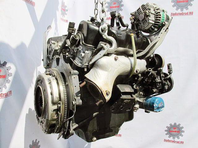 Двигатель Hyundai Galloper. G6AT. , 3.0л., 141л.с.  фото 2
