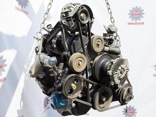 Двигатель Hyundai Galloper. G6AT. , 3.0л., 141л.с.  фото 3
