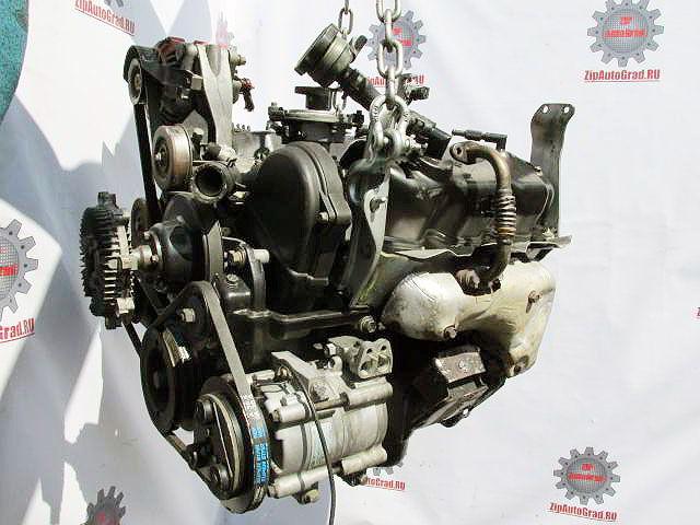 Двигатель Hyundai Galloper. G6AT. , 3.0л., 141л.с.  фото 4