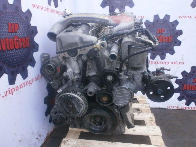 Двигатель Ssangyong Korando. 662920. , 2.9л., 122л.с.  фото 2