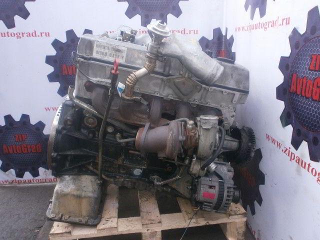 Двигатель Ssangyong Korando. 662920. , 2.9л., 122л.с.  фото 3