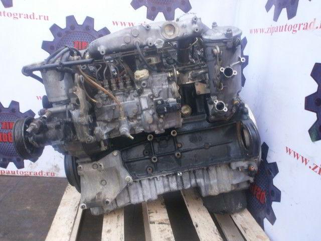 Двигатель Ssangyong Korando. 662920. , 2.9л., 122л.с.  фото 4