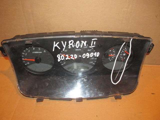 Спидометр 80220-09010 Ssangyong Kyron. Кузов: 2.