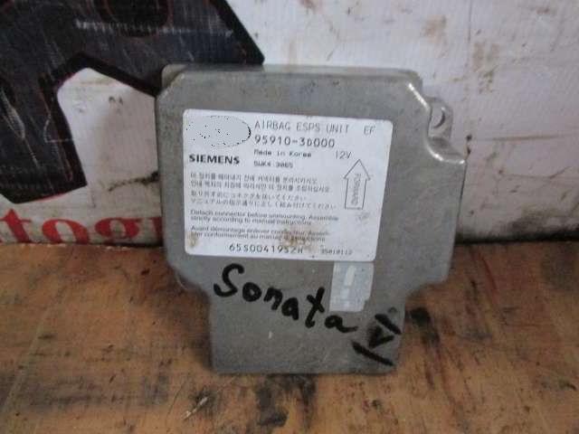 Блок управления airbag 95910-3D000 Hyundai Sonata. Кузов: 5.