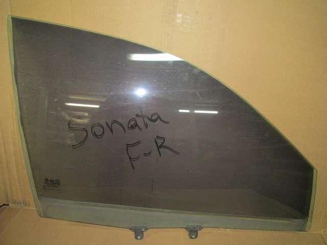 Переднее правое стекло двери Hyundai Sonata. Кузов: 5.