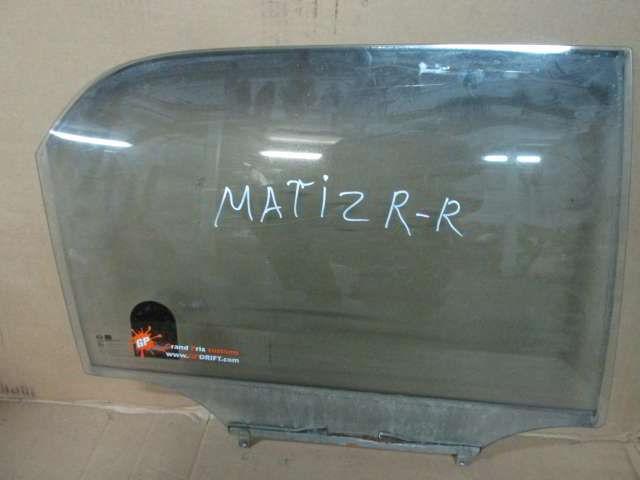 Заднее правое стекло двери Daewoo Matiz.