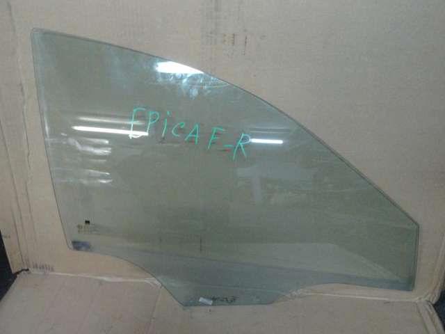 Переднее правое стекло двери Epica.