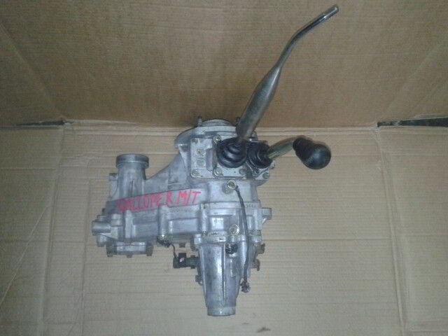 Раздаточная коробка Hyundai Galloper. D4BF.