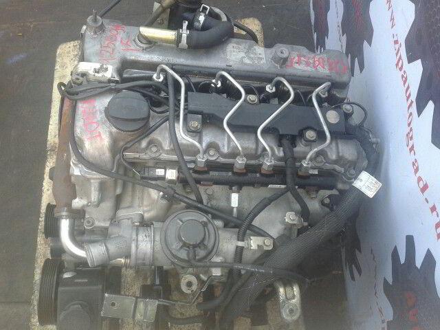 Двигатель Ssangyong Actyon. D20DT. , 2.0л., 141л.с.  фото 2