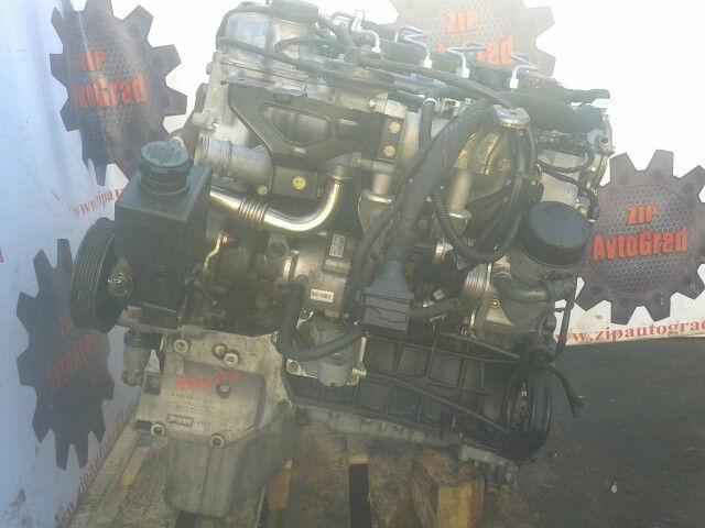 Двигатель Ssangyong Actyon. D20DT. , 2.0л., 141л.с.  фото 3