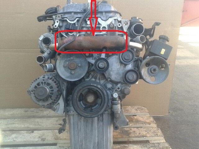 Двигатель Ssangyong Actyon. D20DT. , 2.0л., 141л.с.  фото 4