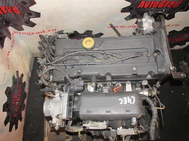 Двигатель Hyundai Accent. G4EC. , 1.5л., 102л.с.