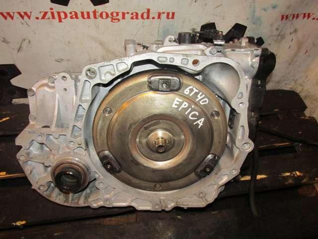 АКПП 6T40 Chevrolet Epica. Кузов: седан. X20D1. , 2.0л., 143л.с.