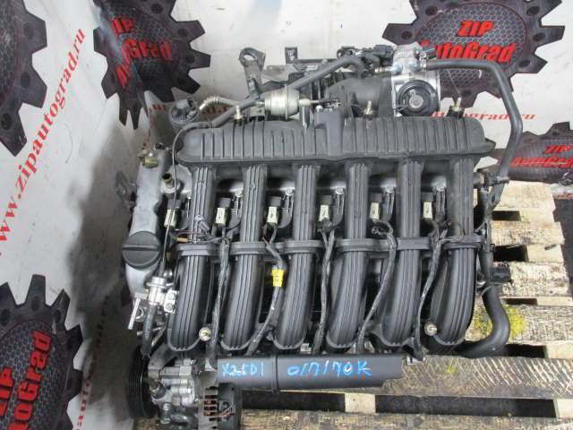Двигатель Chevrolet Epica. X25D1. , 2.5л., 156л.с.  фото 2