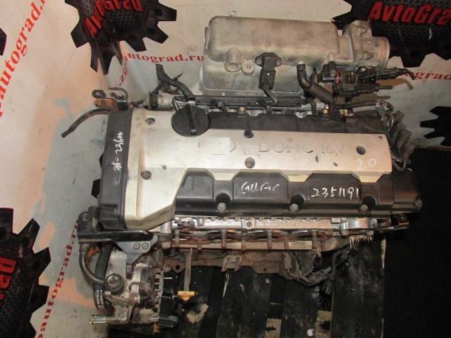 Двигатель Hyundai Elantra. Кузов: XD. G4GC. , 2.0л., 143л.с.