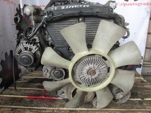 Двигатель Kia Bongo. Кузов: 3. J3. , 2.9л., 123л.с.  фото 2
