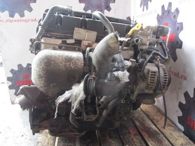 Двигатель Kia Bongo. Кузов: 3. J3. , 2.9л., 123л.с.  фото 4
