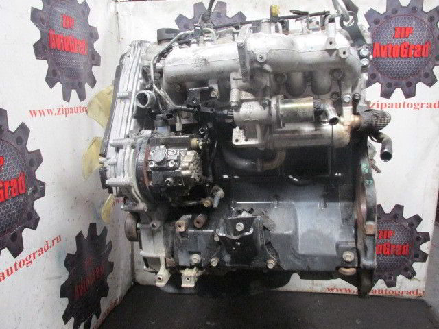 Двигатель Hyundai Porter. Кузов: 2. D4CB. , 2.5л., 126л.с.