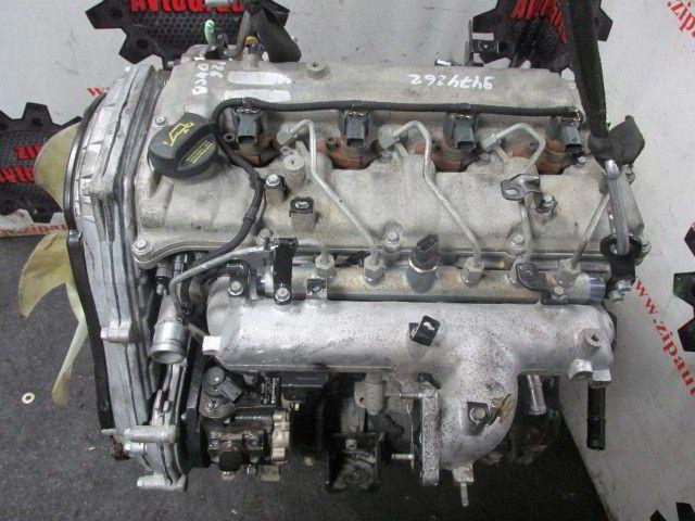 Двигатель Hyundai Porter. Кузов: 2. D4CB. , 2.5л., 126л.с.  фото 2