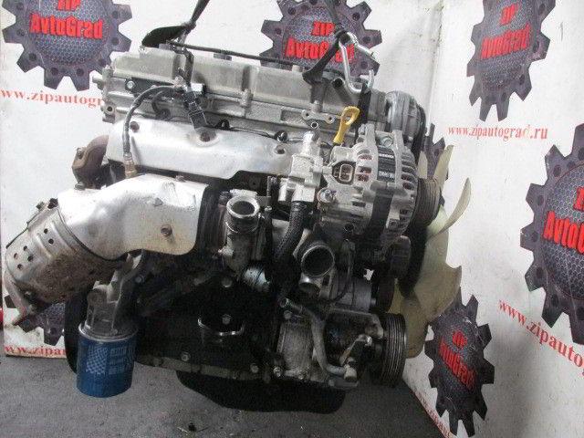 Двигатель Hyundai Porter. Кузов: 2. D4CB. , 2.5л., 126л.с.  фото 3