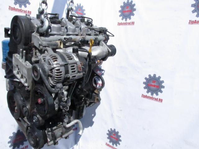 Двигатель Hyundai Santa fe. Кузов: классик. D4EA. , 2.0л., 112л.с.