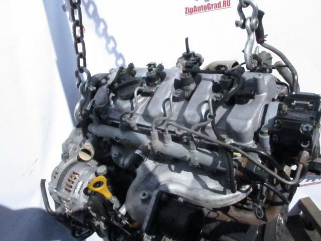 Двигатель Hyundai Santa fe. Кузов: классик. D4EA. , 2.0л., 112л.с.  фото 4