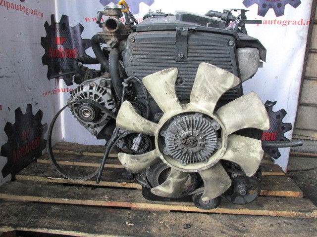 Двигатель Hyundai Terracan. J3. , 2.9л., 150л.с.  фото 2