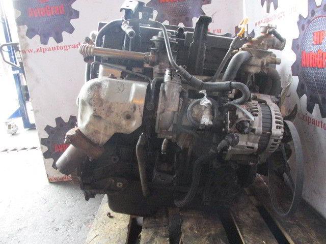 Двигатель Hyundai Terracan. J3. , 2.9л., 150л.с.  фото 3