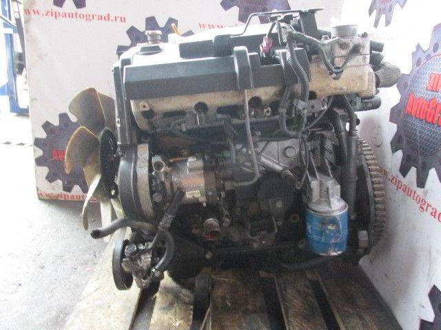 Двигатель Hyundai Terracan. J3. , 2.9л., 150л.с.  фото 4