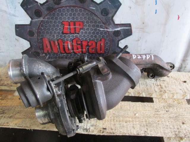 Турбина A6650901180 Ssangyong Rexton. D27DT.