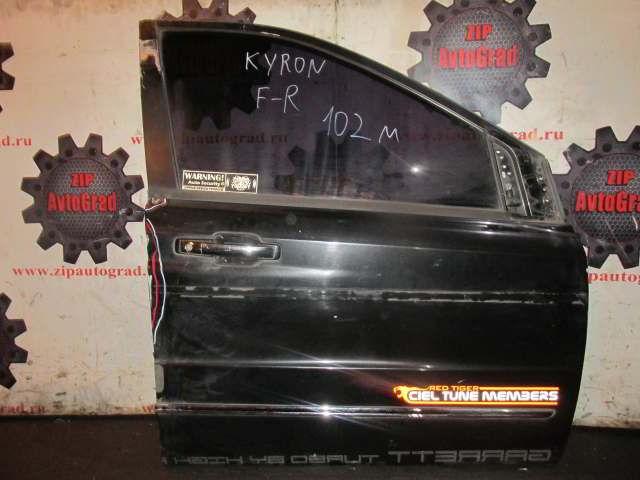 Передняя правая дверь Kyron.  фото 2