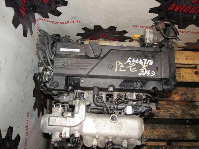 Двигатель Kia Rio. G4EE. , 1.4л., 97л.с.  фото 2