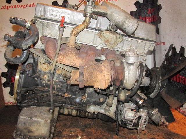 Двигатель Ssangyong Musso. 662920. , 2.9л., 122л.с.  фото 3