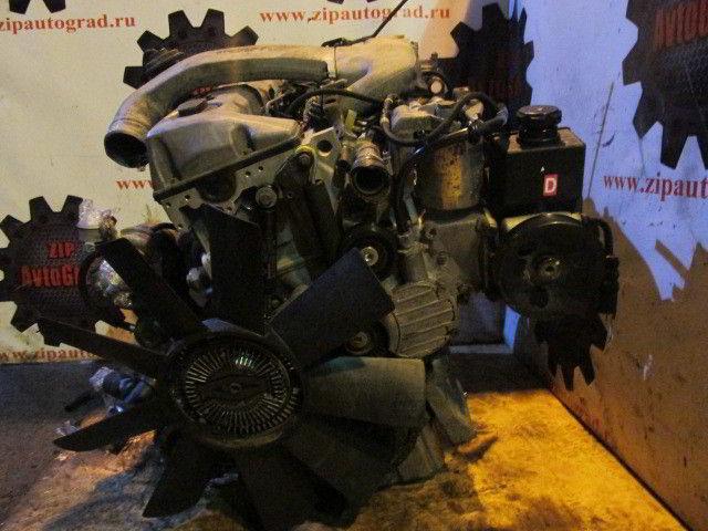 Двигатель Ssangyong Musso. 662920. , 2.9л., 122л.с.  фото 4