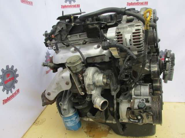 Двигатель Kia Sorento. D4CB. , 2.5л., 170л.с.  фото 3