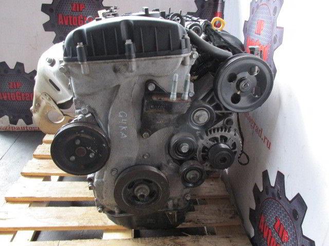 Двигатель Kia Magentis. G4KA. , 2.0л., 144л.с.  фото 2