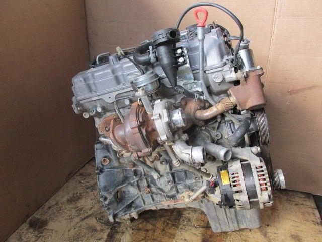 Двигатель Ssangyong Kyron. D20DT. , 2.0л., 141л.с.  фото 2