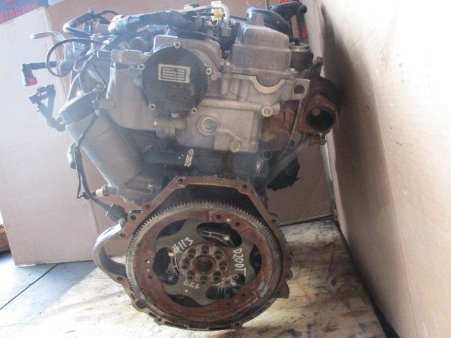 Двигатель Ssangyong Kyron. D20DT. , 2.0л., 141л.с.  фото 4