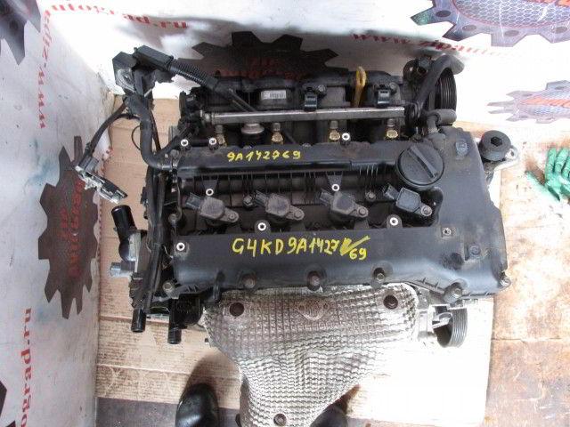 Двигатель Kia Sportage. Кузов: 2. G4KD. , 2.0л., 163л.с.  фото 4