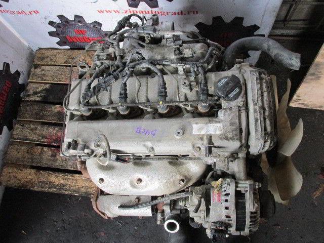 Двигатель Kia Bongo. Кузов: 3. D4CB. , 2.5л., 123л.с.  фото 2