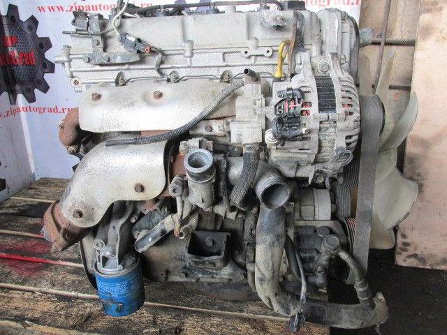 Двигатель Kia Bongo. Кузов: 3. D4CB. , 2.5л., 123л.с.  фото 3