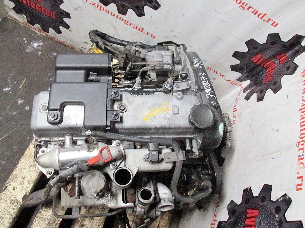 Двигатель Kia Bongo. Кузов: 3. D4BH. , 2.5л., 99л.с.