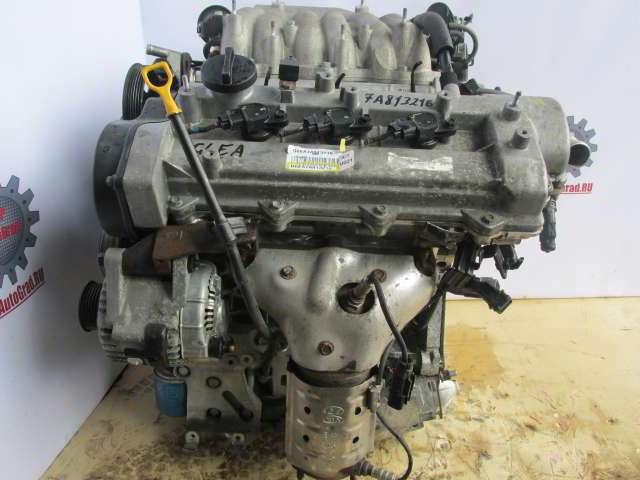 Двигатель Hyundai Santa fe. Кузов: NEW. G6EA. , 2.7л., 189л.с.