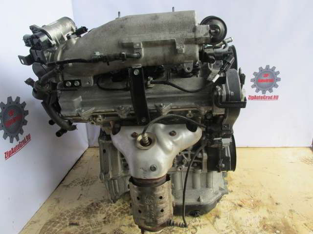 Двигатель Kia Carnival. G6EA. , 2.7л., 189л.с.  фото 3