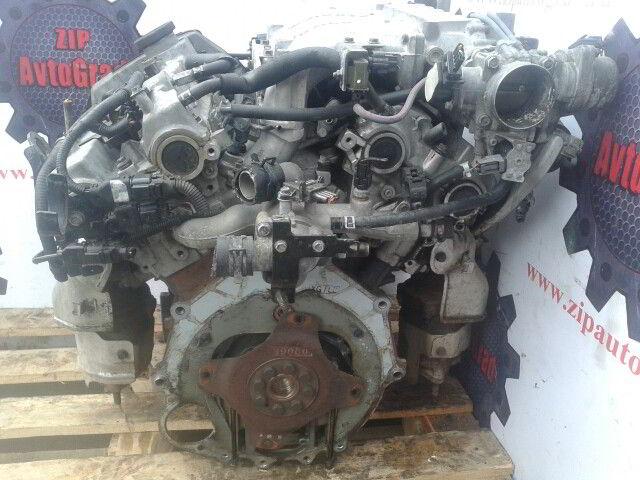 Двигатель Hyundai Santa fe. G6CU. , 3.5л., 197л.с.