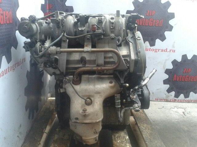 Двигатель Hyundai Santa fe. G6CU. , 3.5л., 197л.с.  фото 4