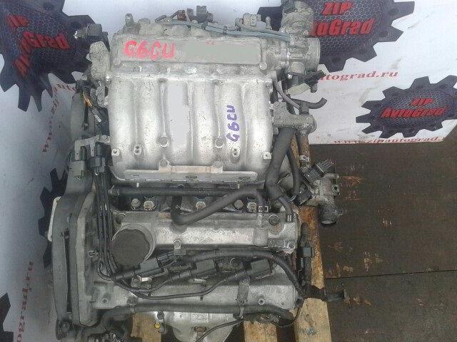 Двигатель Kia Sorento. G6CU. , 3.5л., 197л.с.  фото 2