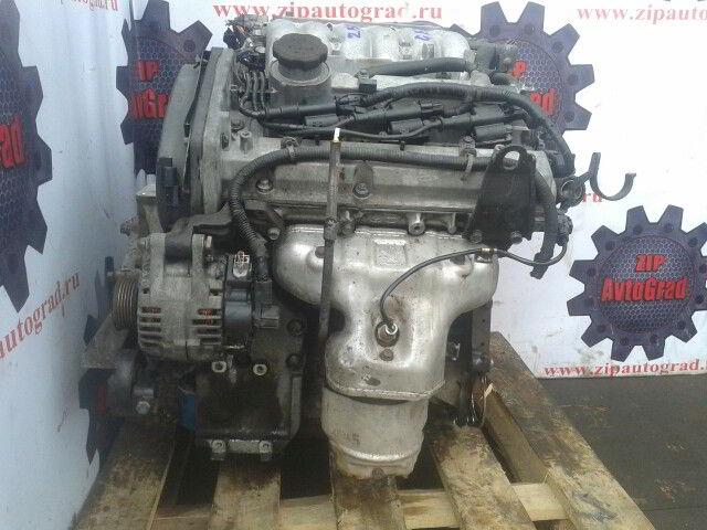 Двигатель Kia Sorento. G6CU. , 3.5л., 197л.с.  фото 4