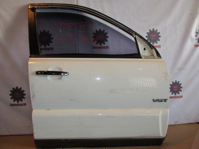 Передняя правая дверь Kia Sportage. Кузов: 2.