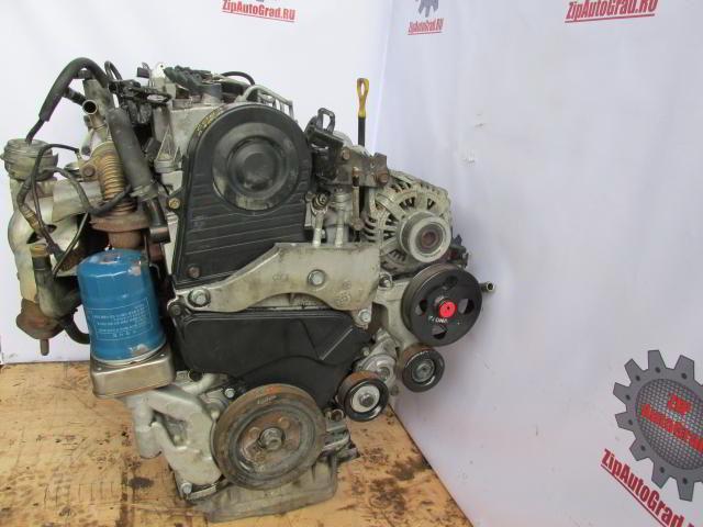 Двигатель Hyundai Santa fe. Кузов: классик. D4EA. , 2.0л., 140л.с.  фото 2